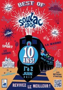 Soulac 1900 fête ses 10 ans