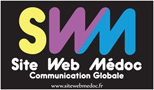 Site Web Médoc – Communication Globale