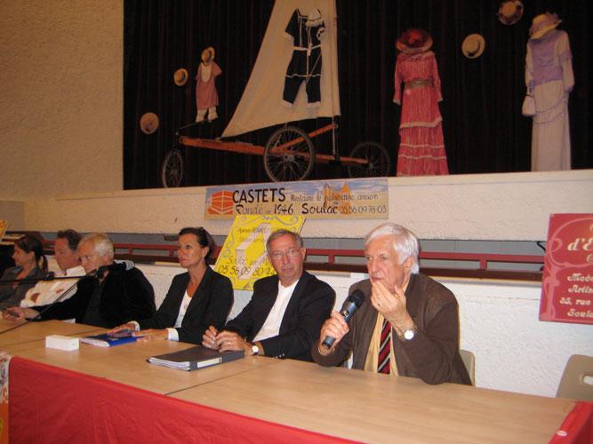 Assemblée Générale 2009 – Label Soulac