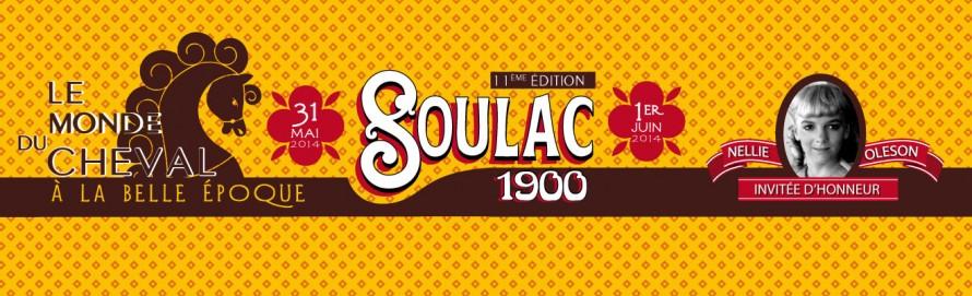 Bannière Soulac 1900 – Edition 2014