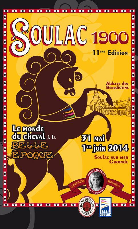 Affiche Edition 2014