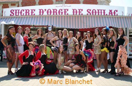 359 – Troupe «Miss Cabaret».
