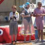 434 – Le jury du défilé des baigneuses.