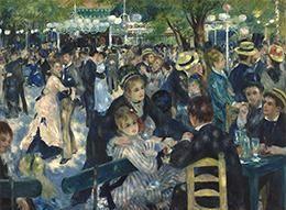 Renoir le moulin de la Galette