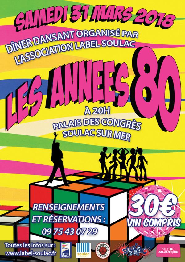 Soirée 80
