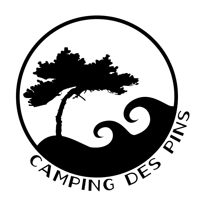 LOGO Camping des Pins Soulac sur Mer Mars 2017