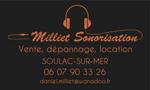 Milliet sonorisation