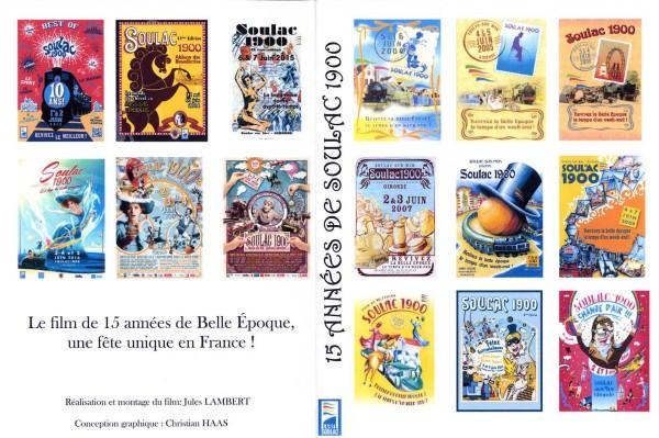 DVD 15 ANNÉES DE SOULAC 1900