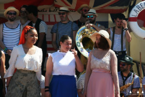 Soulac 1900, 2019 - Crédit photo : Mandala Bird Communication